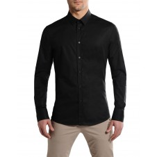 DB SHIRT BLACK - premiata liz