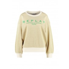 SUDADERA FLOJA REPLAY PARIS
