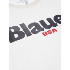 CAMISETA BLAUER USA - blauer españa