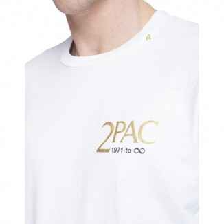 CAMISETA REPLAY TRIBUTO TUPAC EDICION LIMITADA - premiata madrid