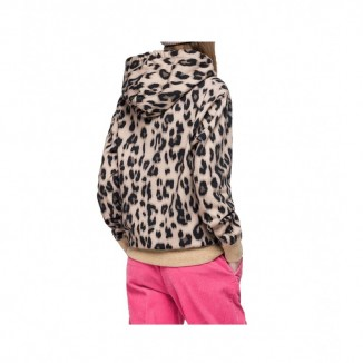 SUDADERA ANIMAL PRINT REPLAY - parajumpers