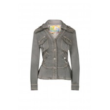 CHAQUETA ELASTICA HIGHLY PREPPY