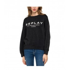 SUDADERA PURPURINA REPLAY