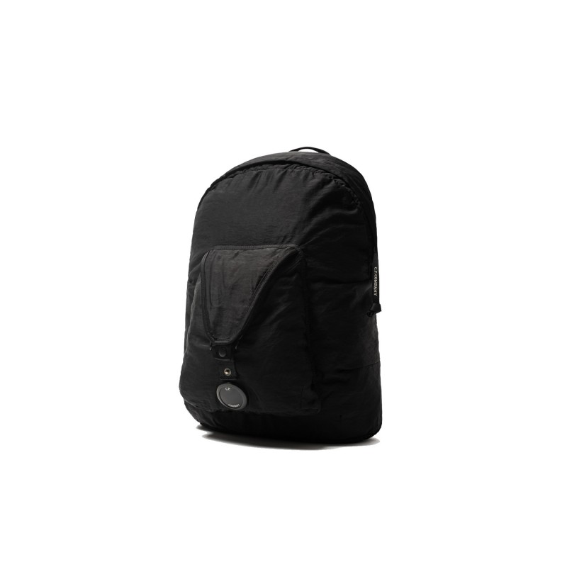 MOCHILA CP GARMENT DYED NYLON SATEEN  - vaqueros replay