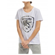 CAMISETA ESCUDO BLAUER FASHION 3D -